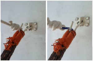 Line attachment with and without a hook