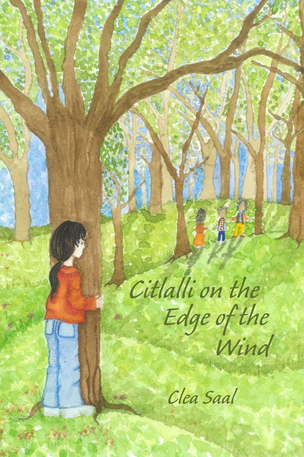 Citlalli on the Edge of the Wind (fantasy)